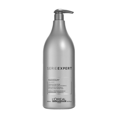 Shampoing Silver 500 ml